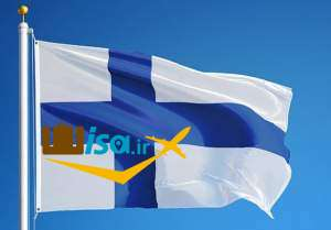 پرچم فنلاند