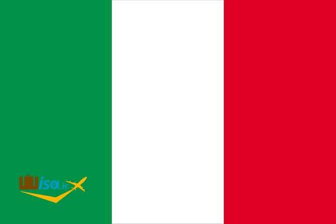 فرم ویزای ایتالیا