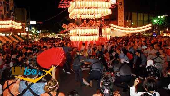 آداب و رسوم مردم ژاپن