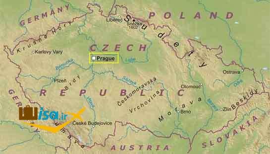 جغرافیای چک