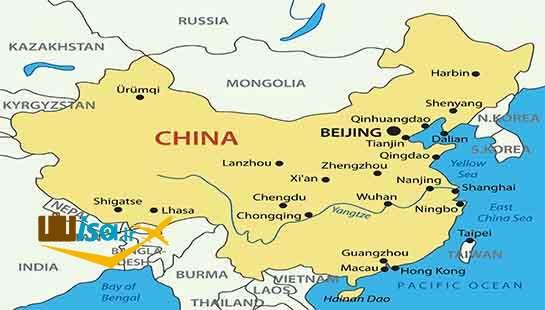 جغرافیای چین