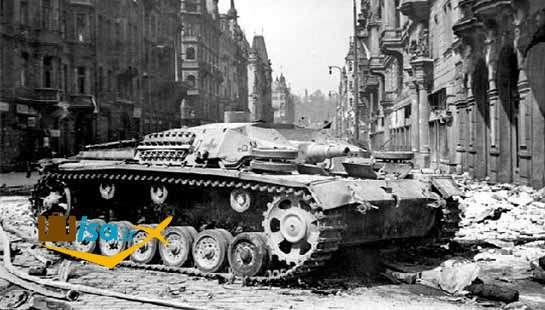 جنگ دوم جهانی چک