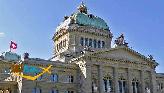 سیاست سوئیس (ساختمان پارلمان برن)