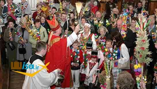 فرهنگ غنی مردم لهستان