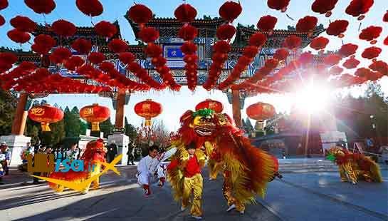 آداب و رسوم چینی ها
