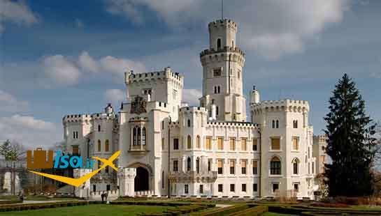 قلعه لوبکا در پراگ