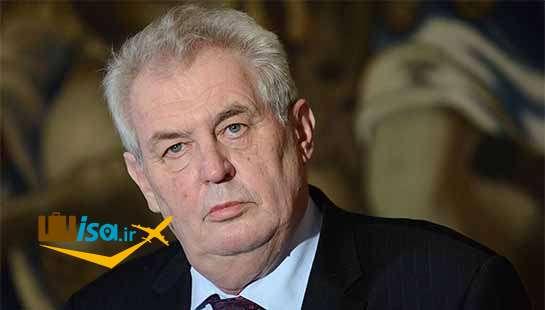 میلوش زمان، رئیس جمهور جمهوری چک