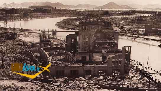 جنگ جهانی در ژاپن