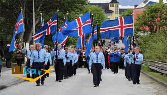 استقلال ایسلند