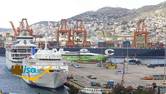 اقتصاد یونان ( صنعت کشتیرانی)