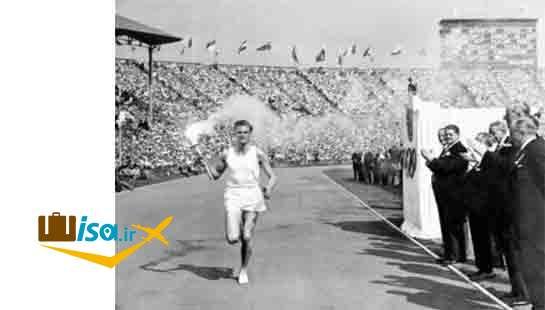 بازی های المپیک ۱۸۹۶