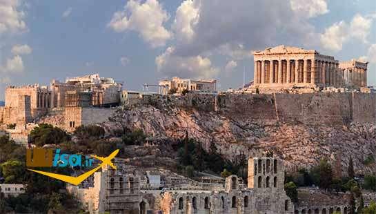 بناهای تاریخی آتن( اکروپلیس)
