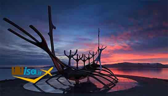 تاریخ ایسلند (نماد وایکینگ ها)