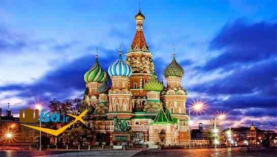 تاریخ مسکو (کلیسای جامع سنت بازیل)