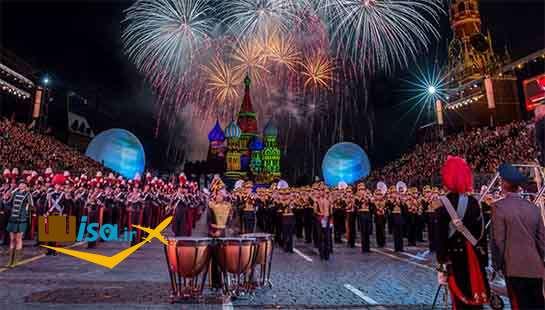 جشنواره موسیقی بین المللی مسکو