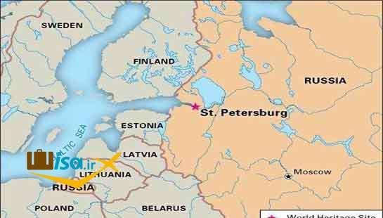 جغرافیای سن پترزبورگ