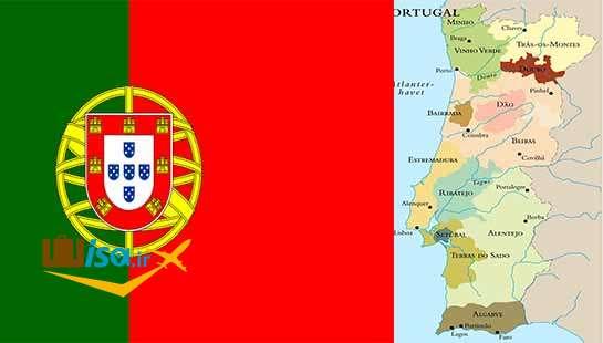 جغرافیای پرتغال