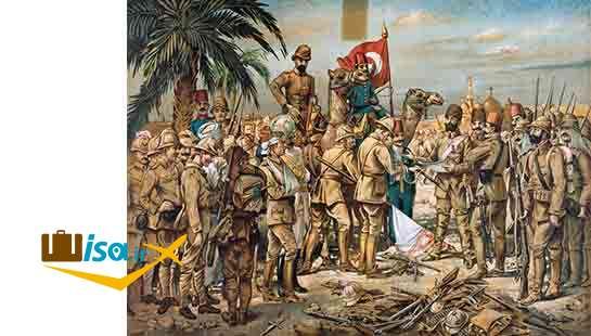 حمله عثمانی ها به یونان