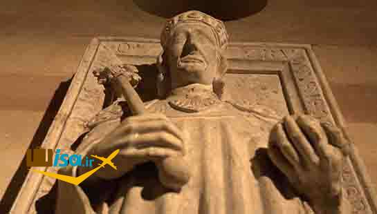 رودلف فون هابسبورگ پادشاهی که در سال ۱۲۷۶ اتریش را جزو قلمرو قرار داد
