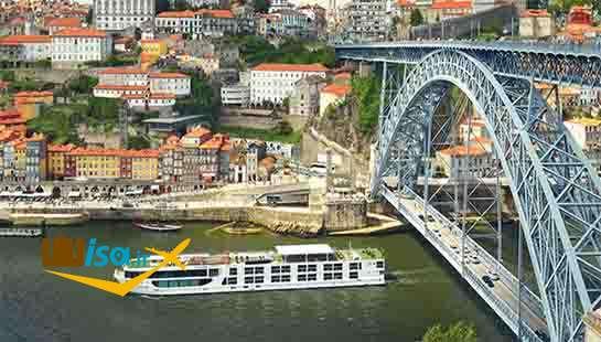 رود تاگوس پرتغال