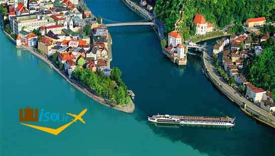 رود دانوب در اتریش