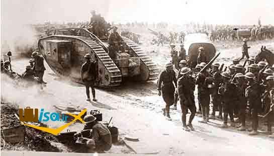 روسیه در جنگ جهانی