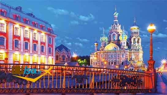 روسیه سن پترزبورگ