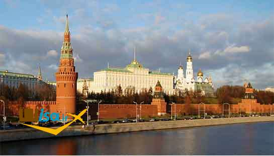 سیاست مسکو ( کاخ کرملین)