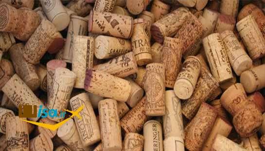صادرات چوب پنبه پرتغال