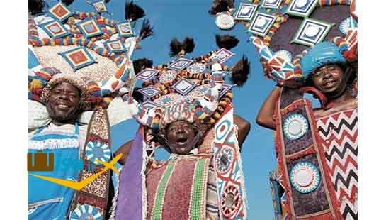 فرهنگ آفریقای جنوبی