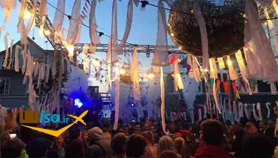 فرهنگ ایسلند ( جشنواره های محلی)