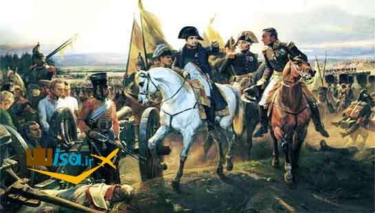 لشکر کشی ناپلئون به اتریش