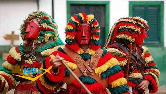 مراسم سنتی پرتغالی ها