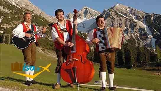 مردم اتریش
