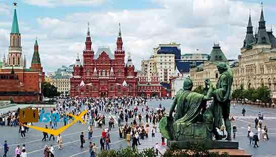 مردم مسکو