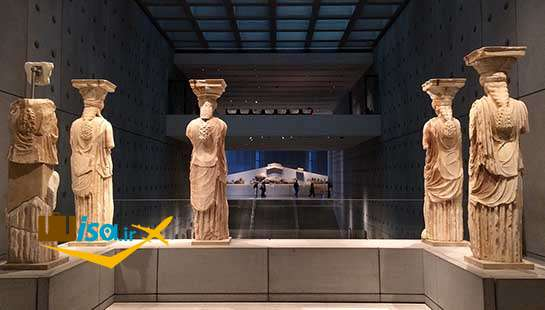 موزه آکروپلیس یونان