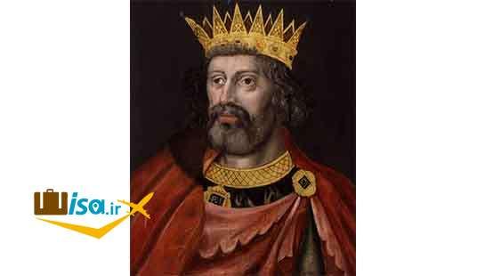 پادشاه هنری راهبر