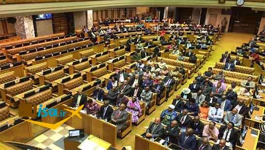 پارلمان آفریقای جنوبی