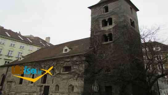 کلیسای سنت روپرت قدیمی ترین کلیسا در وین