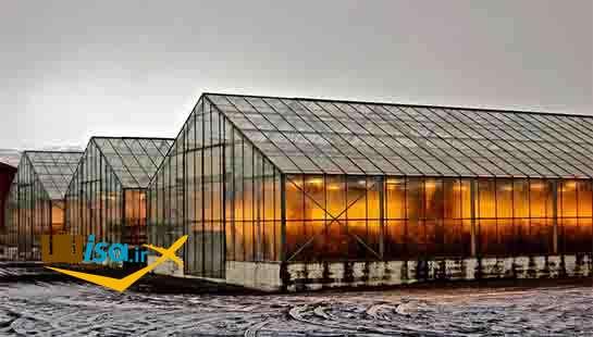 گلخانه های ایسلند با تأمین انرژی ژئوترمال