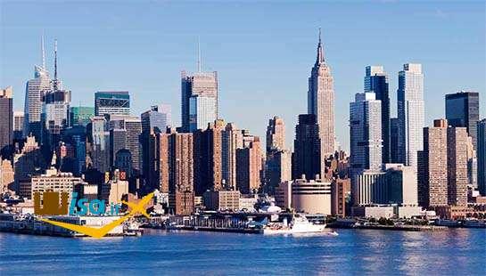 آسمان خراش های نیویورک