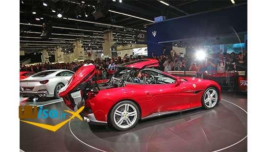 اقتصاد ایتالیا ( فراری یکی از برندهای معروف خودروسازی جهان)