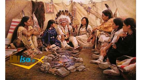 بومیان آمریکا