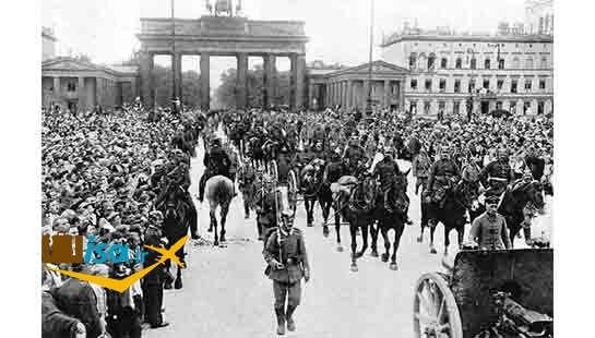 تاریخ آلمان (جنگ جهانی اول)