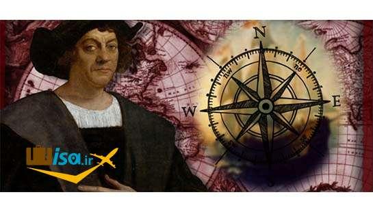 تاریخ آمریکا کشف این قاره توسط کلمب
