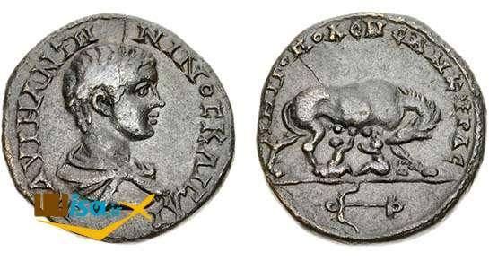 تاریخ ایتالیا ( سکه های قدیمی )