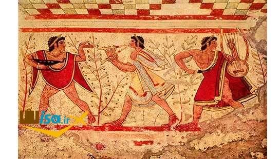 تاریخ ایتالیا ( قوم اتروسکان ها)