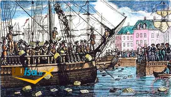جشن چای بوستون