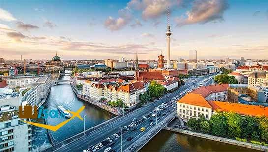 جغرافیای آلمان (شهر برلین)