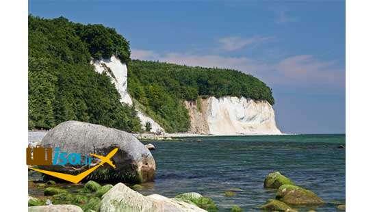 جغرافیای آلمان (صخره های گچی)